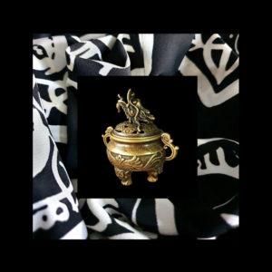 encensoir chinois
